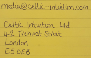 Contact information image for celtic intuition